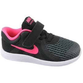 Nike Revolution 4 Tdv Jr 943308-004 schoenen zwart