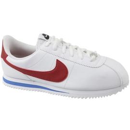 Nike Cortez Basic Sl Gs Jr 904764-103 schoenen wit