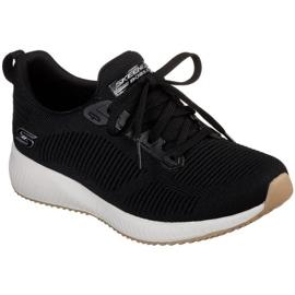 Skechers Bobs Squad W 31362-BLK schoenen zwart