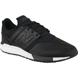 New Balance M MRL247VE schoenen zwart