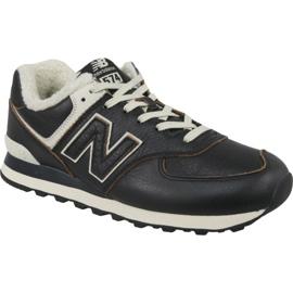 New Balance M ML574WNE schoenen bruin