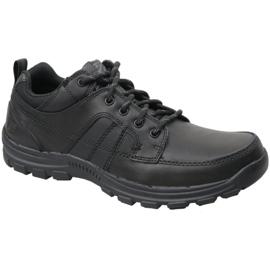 Zwart Skechers Braver Ralson W 65580-BLK schoenen