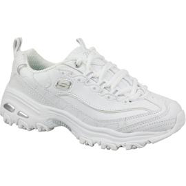 Skechers D'Lites Fresh Start W 11931-WSL schoenen wit