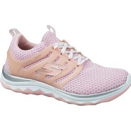 Skechers Diamond Runner Jr 81561L-LTPK schoenen roze