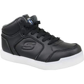Skechers Energy Lights Jr 90622L-BLK schoenen zwart