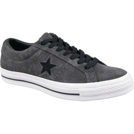 Converse One Star schoenen M 163247C grijs