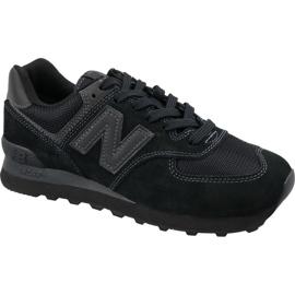New Balance M ML574ETE schoenen zwart