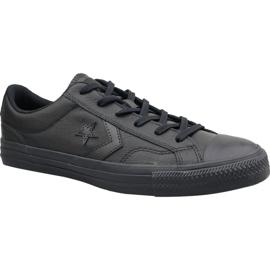 Zwart Converse Star Player Ox M 159779C schoenen