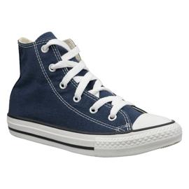 Converse C. Taylor All Star Youth Hi Jr 3J233 schoenen marine