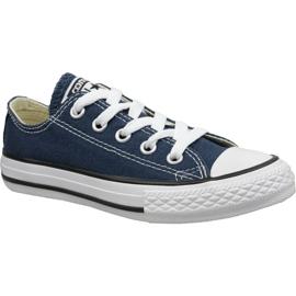Marine Converse C. Taylor All Star Youth Ox Jr 3J237C schoenen
