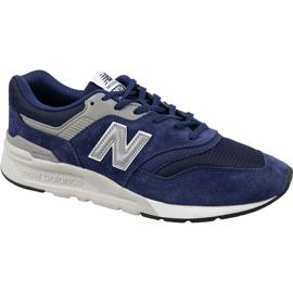 New Balance M CM997HCE schoenen marine