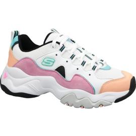 Skechers D'Lites 3.0 Zenway W 12955-WPKB schoenen