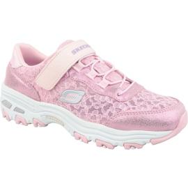 Skechers D'Lites Jr 664086L-LTPK schoenen roze