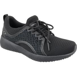 Skechers Bobs Squad W 32507-BBK schoenen zwart
