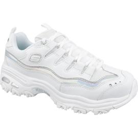 Skechers D'Lites M 13160-WSL schoenen wit