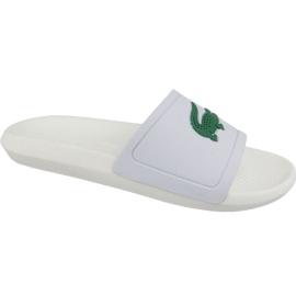 Lacoste Croco Slide 119 1 M slippers 737CMA0018082 wit
