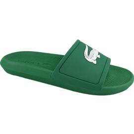 Lacoste Croco Slide 119 1 M slippers 737CMA00181R7 groen