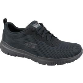 Skechers Flex Appeal 3.0 W 13070-BBK schoenen zwart