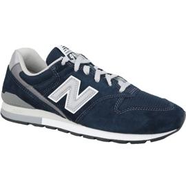 New Balance M CM996BN schoenen marineblauw