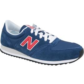 New Balance M U420MTR schoenen marineblauw