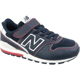 New Balance Jr YV996BB schoenen zwart