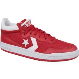 Converse Fastbreak 83 Mid M 156977C schoenen rood