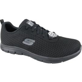 Skechers Genter Bronaugh W 77210-BLK schoenen zwart