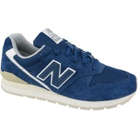 New Balance M CM996AC schoenen marineblauw