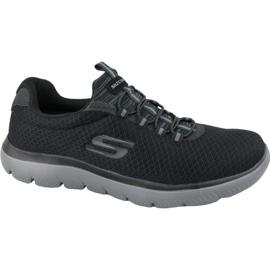 Skechers Summits M 52811-BKCC schoenen zwart