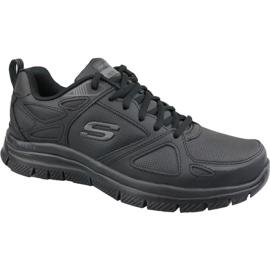Skechers Flex Advantage M 51461-BBK schoenen zwart