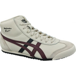 Asics Onitsuka Tiger Mexico Mid Runner M HL328-250 schoenen wit