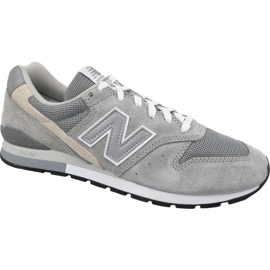 New Balance M CM996BG schoenen grijs