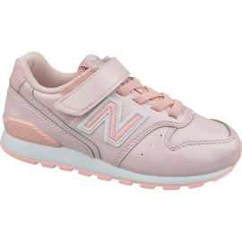 New Balance Jr YV996GB schoenen roze