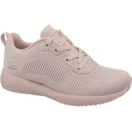 Skechers Bobs Squad W 32504-PNK schoenen roze