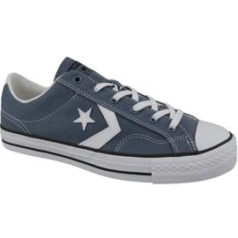 Converse Player Star Ox M 160557C schoenen blauw