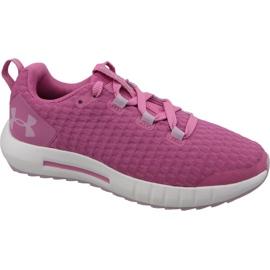 Roze Under Armour Suspend Jr 3022054-601 schoenen
