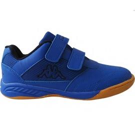 Blauw Kappa Kickoff Oc Jr 260695K 6011 schoenen