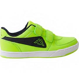 Groen Kappa Trooper Light Ice Kids 260575K 3011 schoenen