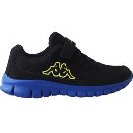 Zwart Kappa Follow Bc Kids 260634K 1160 schoenen