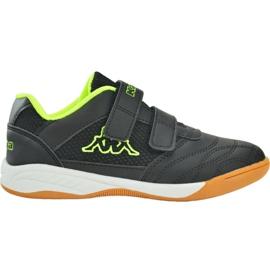 Zwart Kappa Kickoff Jr 260509T 1140 schoenen