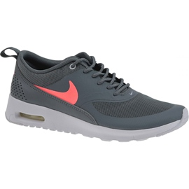 Grijs Nike Air Max Thea Gs W 814444-007 schoenen