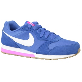 Blauw Nike Md Runner 2 Gs W schoenen 807319-404