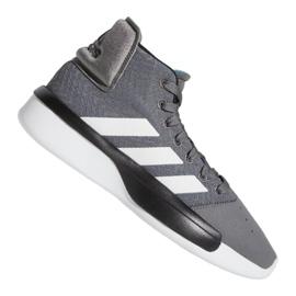 Adidas Pro Adversary 2019 M BB9190 schoenen grijs grijs / zilver
