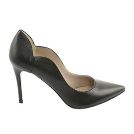 Kaniowski damespompen 0226 zwart