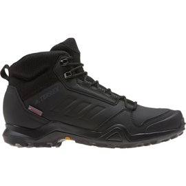 Zwart Adidas Terrex AX3 Beta Mid M G26524 schoenen