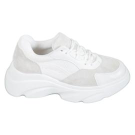 Seastar wit Sportschoenen op het platform