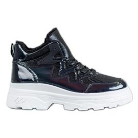 Seastar zwart Geïsoleerde Sneakers