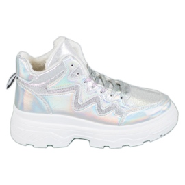 Seastar grijs Geïsoleerde Sneakers