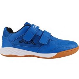 Blauw Kappa Kickoff Jr 260509K 6011 schoenen