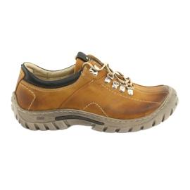 Kameel schoenen Riko 904 gek zonnig
